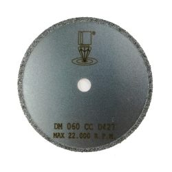 MOUNTED ELECTROPLATED DIAMOND BLADES