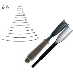 WOOD CARVING CHISELS Z04-Z13